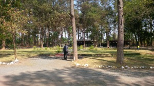 Da Hammerskjold Memorial site - Zambia
